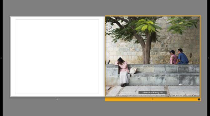 Adobe Lightroom CC 2015 módulo Libro