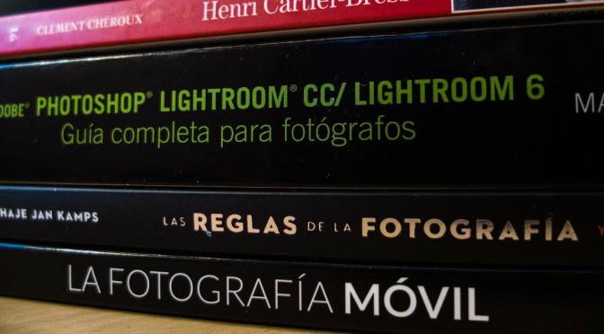 Libros técnicos de fotografía