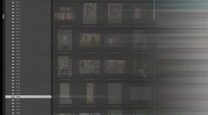 Previsualizaciones en Adobe Lightroom