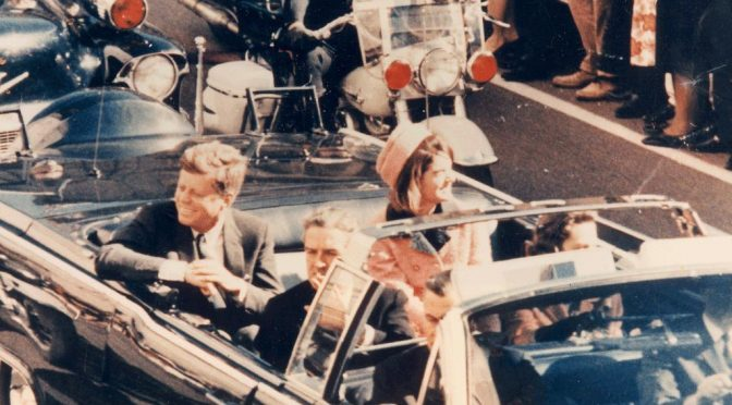 Asesinato Kennedy